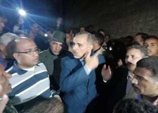 """""""الوزراء"""": تسكين أهالي عزبة سعيد في مدرسة بسبب الأمطار.. """"وهنعوضهم"""""""