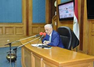 «شوقي»: الوزارة في مهمة قتالية لتطبيق النظام الجديد للتعليم