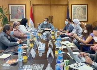 وزير السياحة يعقد اجتماعا لبحث تطوير مواقع التواصل الاجتماعي الترويجية