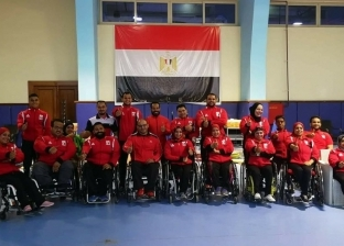 """6 لاعبين من اتحاد الشرطة الرياضي يحصدون 6 ميداليات في """"حركيا"""""""