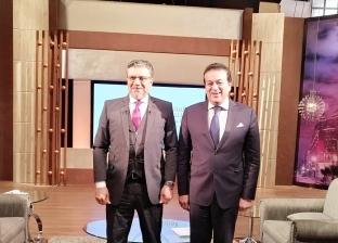 """عمرو الليثي يحاور وزير التعليم العالي على """"النهار"""" غدا"""