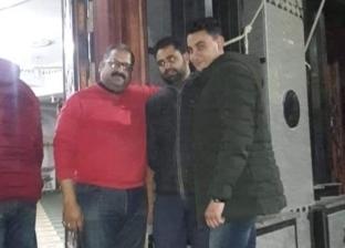 قبطيان يشاركان في القبض على لص حاول سرقة متعلقات مسجد بالأقصر