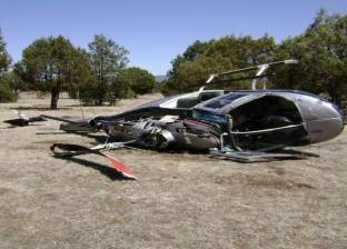تحطم طائرة هليكوبتر وعلى متنها 7 أشخاص في إثيوبيا
