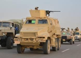 الأعلى للشؤون الإسلامية: اللهم انصر الجيش المصري ضد أعداء الأمة