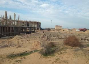 رئيس مدينة رفح: جار إنشاء مبنى إداري جديد كامل المرافق بموقع متميز