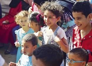 مهرج وصور تذكارية لأطفال «الشاطبى»: ضحكة على خدين