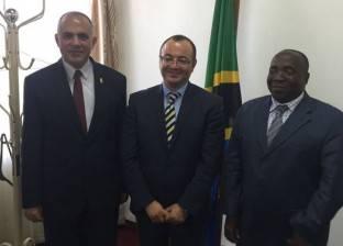 تنزانيا تشكر مصر على جهودها في حفر آبار المياه الجوفية