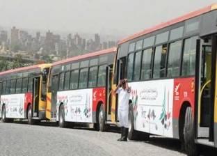 """رئيس """"جهاز أكتوبر"""": زيادة خطوط النقل العام لـ4 أتوبيسات لخدمة سكان المدينة"""