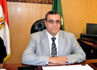 محافظ الفيوم: وفد وزارة الصحة تفقد موقع المستشفى العام الجديد