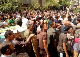 بالفيديو| ارتفاع عدد مصابي حادث انقلاب جرار زراعي في ديرب نجم لـ9 حالات