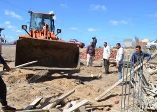 تنفيذ 24 قرار إزالة تعديات على الأراضى الزراعية بالشرقية