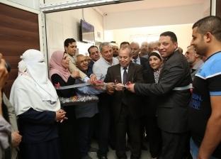 بالصور| محافظ كفر الشيخ يفتتح وحدة عناية مركزة بـ5 ملايين جنيه