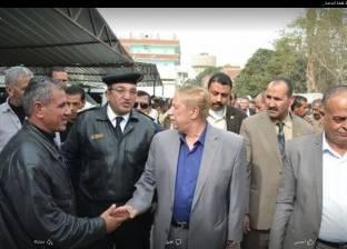 45 ألف جنيه لتطوير المسطحات الخضراء بمدخل قرية في الإسماعيلية