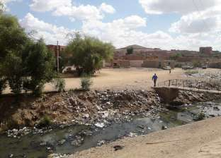 حملة «الوطن»  شرايين مصر المسدودة: «مصرف السيل» بأسوان.. هنا يبدأ تلويث نهر النيل بالصرف الصحى