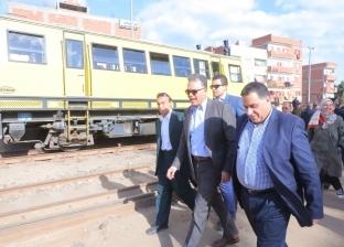 صيانة وتجديد خطوط السكك الحديدية أهم إنجازات الهيئة في 2018