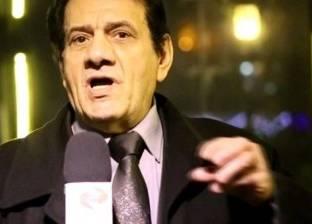 وفاة الفنان مظهر أبوالنجا بعد صراع مع المرض