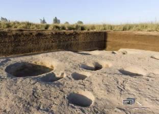 بعثة أثرية تكتشف أقدم قرية من العصر الحجري بالدقهلية