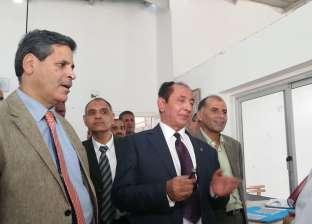رئيس جامعة العريش: نهدف لخدمة المجتمع ورفع مستوى الخدمات بكل القطاعات
