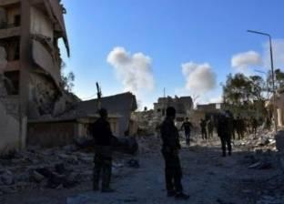 """احتدام القتال في شرق حلب و""""داعش"""" يزعم إسقاط طائرة سورية"""