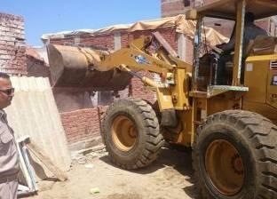 """رئيس """"برج العرب الجديدة"""": إزالة تعديات البناء المخالف بمدخل المدينة"""