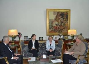 """شوقى يلتقي السفير الفنلندي لتعزيز سبل التعاون بين البلدين في """"التعليم"""""""