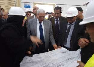 مدير مشروعات كهرباء الدلتا: محطة تمي الأمديد ستنتج 2250 ميحا فولت