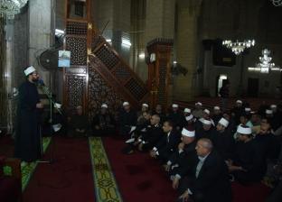 """""""أوقاف الإسكندرية"""" تحتفل بذكرى """"الإسراء والمعراج"""" في """"أبو العباس"""""""