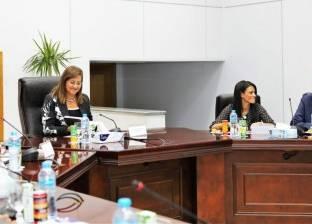 """وزيرة التخطيط: تخصيص 6.6 مليار استثمارات بقطاع الآثار """"2018 - 2019"""""""