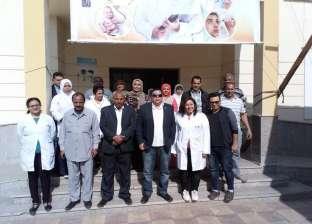 غدا.. انطلاق قافلة تنموية من جامعة عين شمس إلى محافظة بني سويف