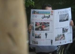 خمس سنوات «الوطن» قوته فى ناسه.. حكاية كل المصريين