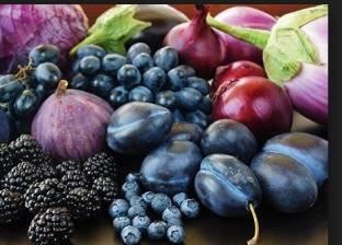"""بتوصيات طبية.. الفواكه والخضروات الأرجوانية """"هي الحل"""""""