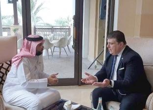حسين زين يلتقي الرئيس التنفيذي لـ«الاتصال الوطني» في البحرين