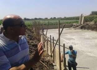 إحاله مدير الجمعية الزراعية بمنشأة السادات ومسؤول الحماية للتحقيق