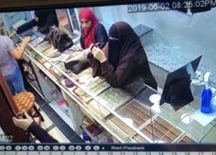 """الشرطة تواصل جهودها لضبط عصابة """"المنقبة"""" لسرقة محلات الذهب بالإسماعيلية"""