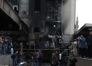 وزارة النقل: لن نستبق نتائج تحقيق اللجنة الفنية في حادث محطة مصر