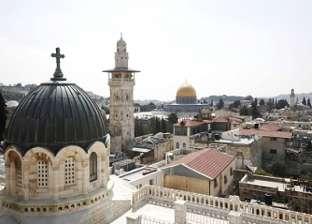 في رحاب القدس| كنيسة القيامة.. هنا دُفن السيد المسيح