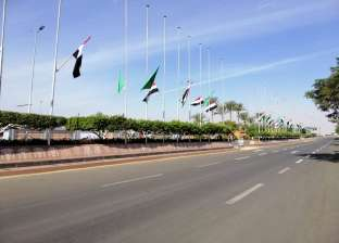 استعدادت مكثفة بمطار القاهرة لاستقبال ولي العهد السعودي