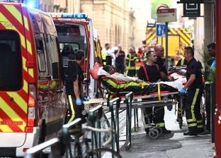 الصورة الأولى للمشتبه به في تفجير ليون