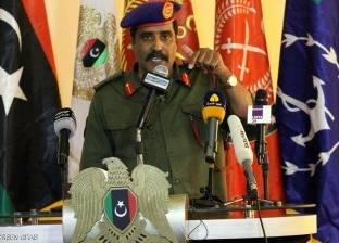 القوات المسلحة الليبية: نحيي جهود الشرطة المصرية في صد الإرهاب