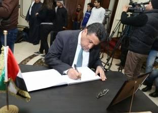 سفير مصر في الكويت: لا أحد يستطيع النيل من علاقات البلدين الوطيدة