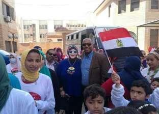"""انطلاق حملة """"مواطن"""" من داخل مستشفى الحميات والصدر بالإسماعيلية"""