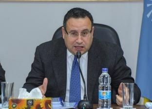 محافظ الإسكندرية يستعرض للبرلمان خطة تنفيذ المشروعات القومية