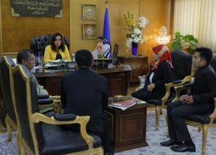 محافظ دمياط تستقبل وفدا من سفارة إندونيسيا بمصر لبحث سبل التعاون