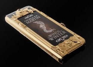 مصمم على شكل Game of thrones..غطاء هاتف سامسونج الجديد بـ6 ملايين جنيه