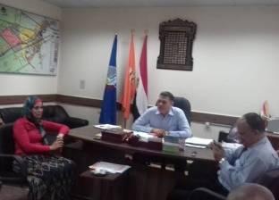 رئيس مدينة كفر الدوار يكرم أوائل الثانوية العامة
