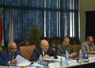 تشكيل لجنة لإعادة توزيع المنشآت بجامعة الزقازيق