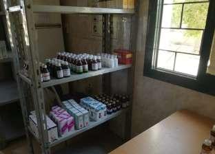 جامعة جنوب الوادي تنظم قافلة طبية بقرية أبومناع لـ510 حالات