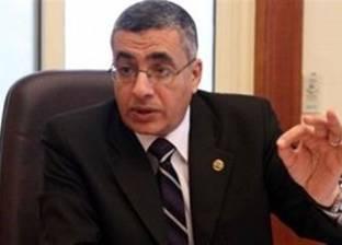"""رئيس """"التأمين الصحي"""": لا خسائر بشرية أو مادية في حريق مستشفى مدينة نصر"""
