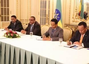 """ديسالين: التبادل الاقتصادي بين مصر وإثيوبيا أقل من علاقتهما """"القوية"""""""