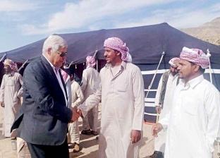 افتتاح محطة تحلية مياه شرب في رأس سدر